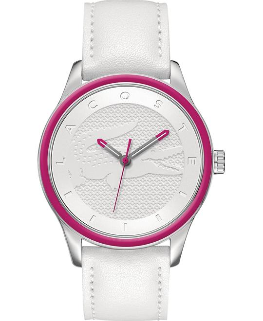 Lacoste Women's Victoria White Watch 40mm