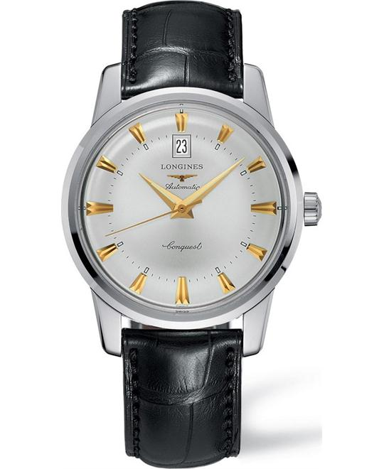LONGINES CONQUEST L1.645.4.75.4 HERITAGE AUTOMATIC 40MM