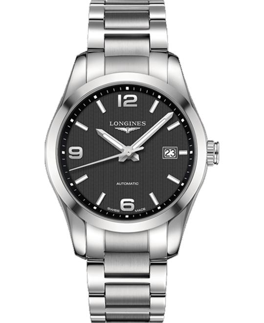 LONGINES CONQUEST L2.785.4.56.6 CLASSIC AUTOMATIC 40MM