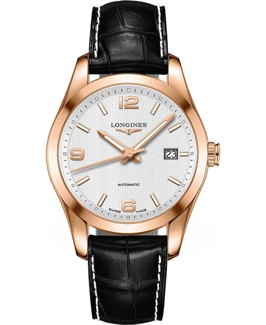 LONGINES Conquest L2.785.8.76.3 Classic Automatic Watch 40MM