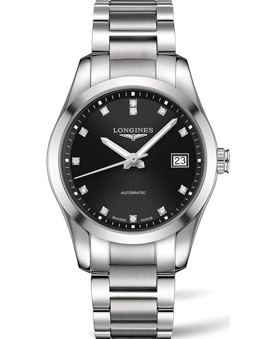 LONGINES CONQUEST L27854586 AUTOMATIC 40MM