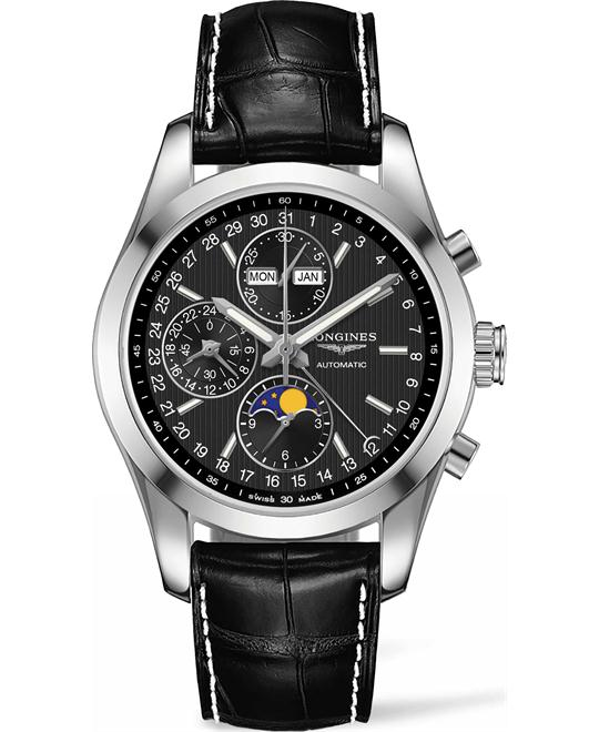 Longines Conquest L27984523 Moonphase 42mm