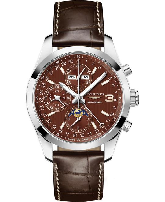 Longines CONQUEST L27984623 CLASSIC CHRONOGRAPH 42MM