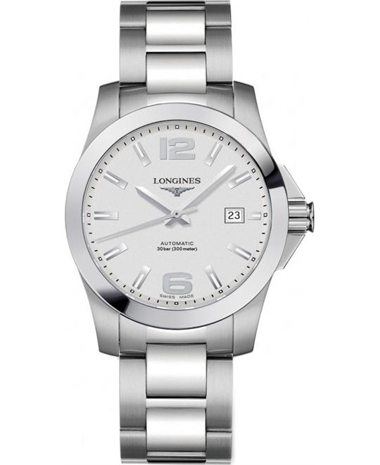 Longines Conquest L3.676.4.76.6 Automatic 39mm