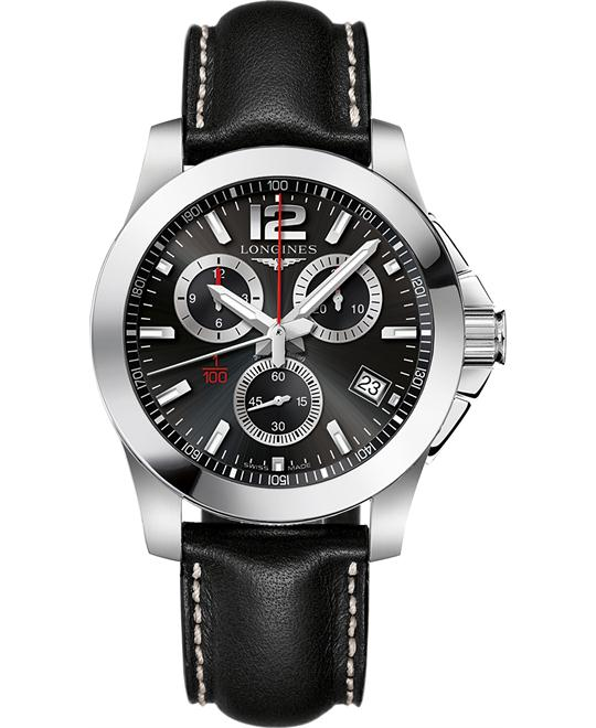 Longines L3.700.4.56.0 Conquest Alpine Skiing 41mm