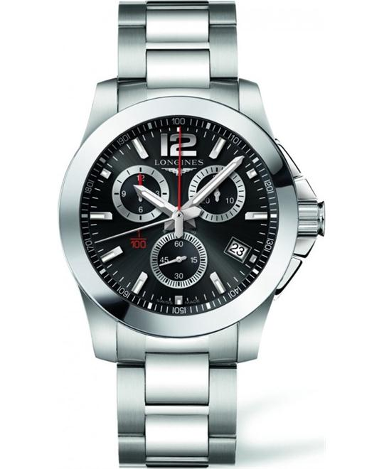 LONGINES CONQUEST L37004566 1/100TH ALPINE SKIING 41MM