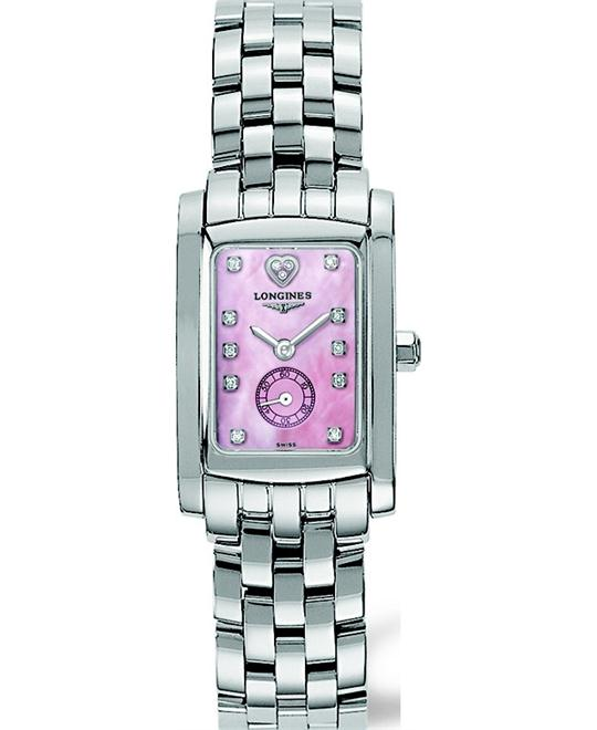 LONGINES Dolcevita L5.155.4.93.6 Diamond 24.5x19.8mm