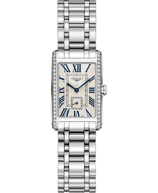 Longines DolceVita L5.255.0.71.6 Ladies Watch 20.50x32mm