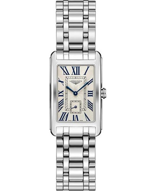 LONGINES DOLCEVITA L5.512.4.71.6 Ladies 23x37mm