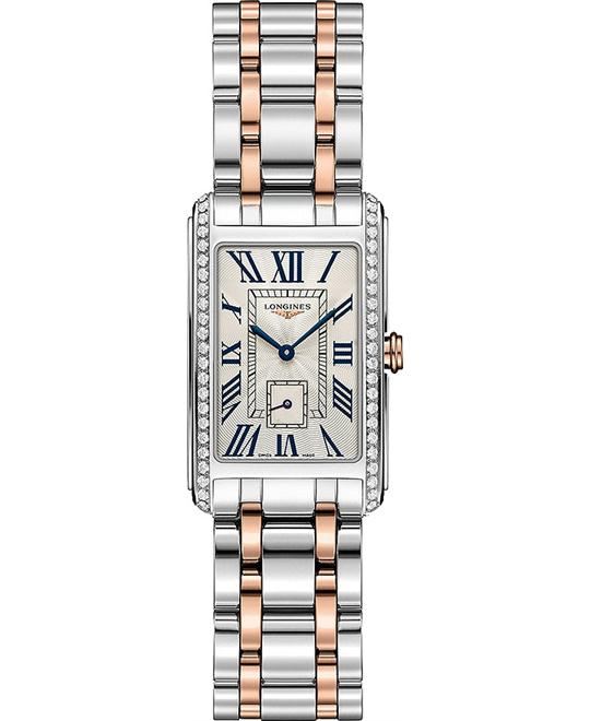 Longines DolceVita L5.512.5.79.7 Ladies Watch 23x37mm