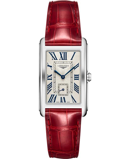 Longines DolceVita L5.755.4.71.5 Mid-Size Watch 25.8x42mm