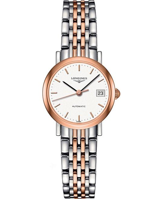 LONGINES Elegant  L4.309.5.12.7 Automatic Watch 25mm