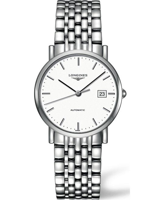 LONGINES ELEGANT L4.809.4.12.6 AUTOMATIC 34MM