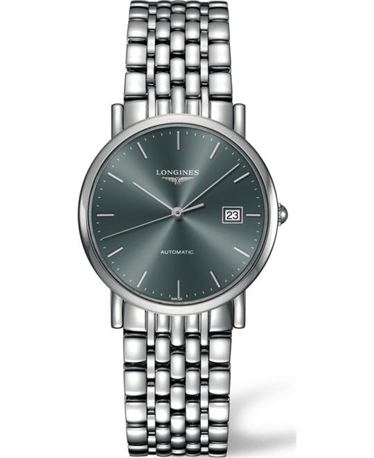 LONGINES ELEGANT L4.809.4.72.6 COLLECTION AUTOMATIC 34MM