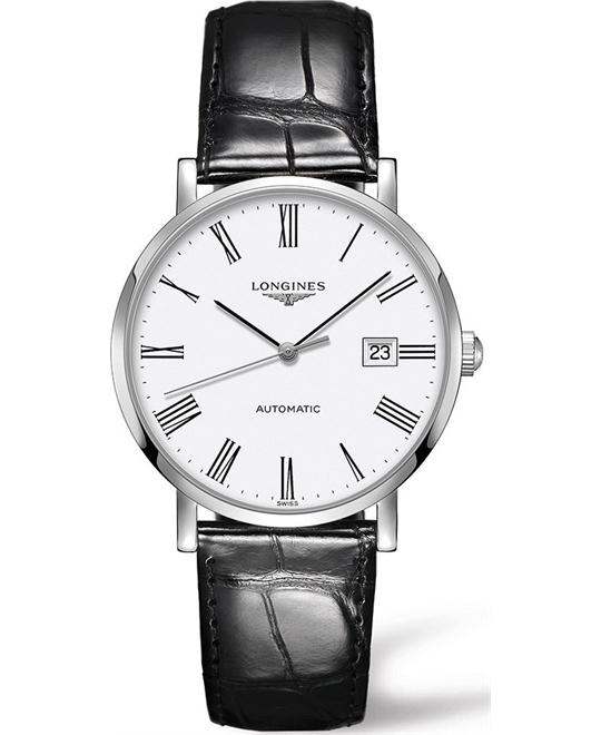 LONGINES ELEGANT L4.910.4.11.2 AUTOMATIC 39MM