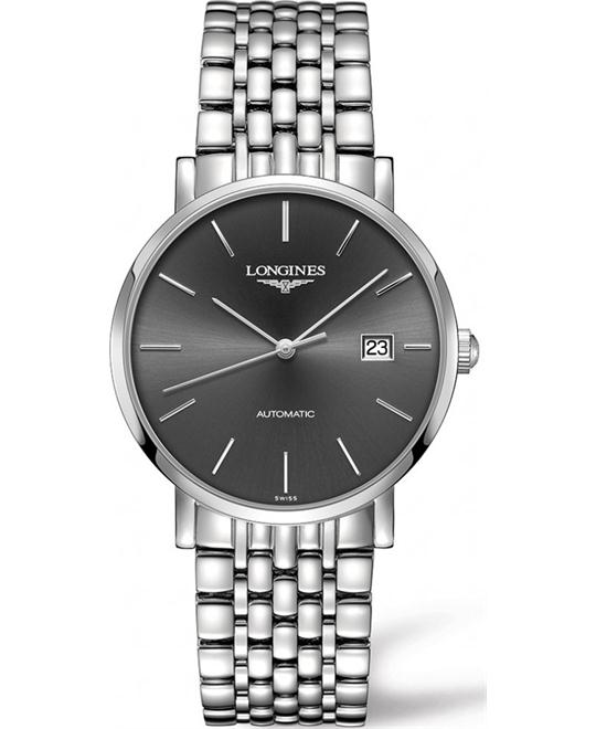 LONGINES ELEGANT L4.910.4.72.6 AUTOMATIC 39MM