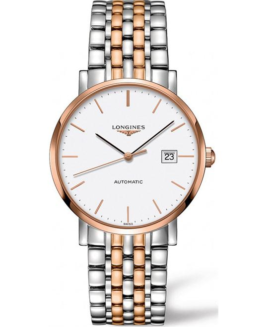 Longines Elegant L4.910.5.12.7 Collection Watch 39mm