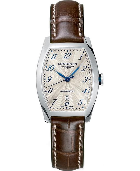 Longines Evidenza L2.142.4.73.4 Automatic Watch 26x30.6mm
