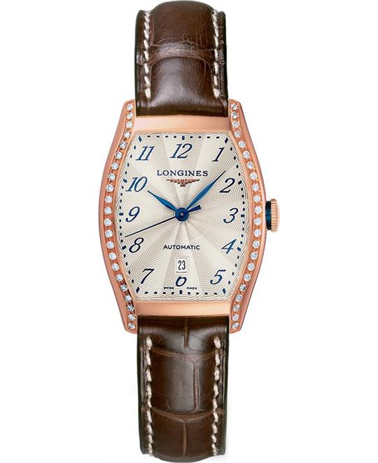 Longines Evidenza L2.142.9.73.2 Automatic Watch 26x30.6mm