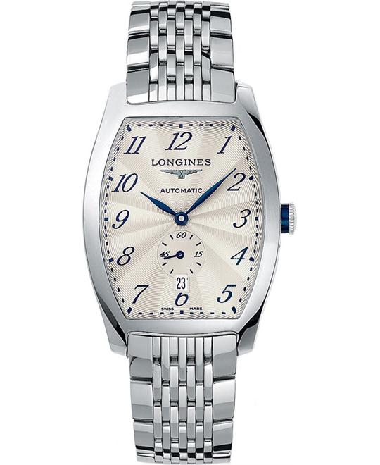 Longines Evidenza  L2.642.4.73.6 Large Watch 33x38.75mm
