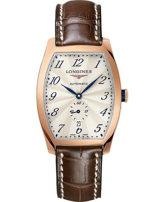 Longines Evidenza L2.642.8.73.4 Large Watch 33x38.75mm