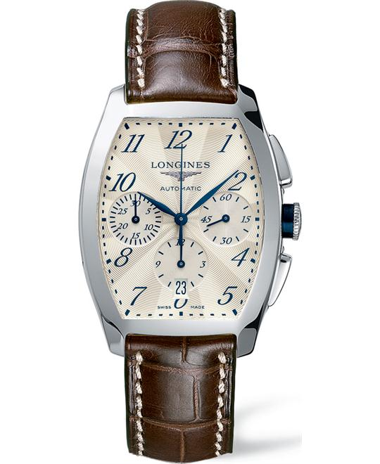 Longines Evidenza L2.643.4.73.4 Automatic 34.9x40mm