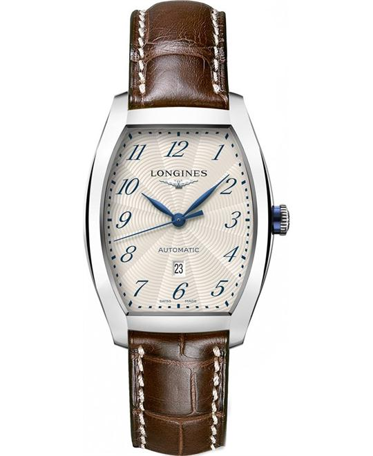 Longines L2.342.4.73.4 Evidenza Watch 30.5x35.6mm
