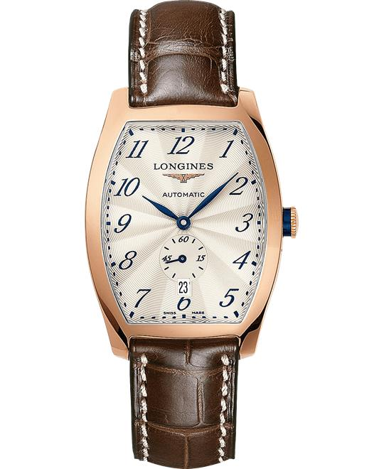 Longines Evidenza Large L2.642.8.73.4 Watch 33x38.75mm
