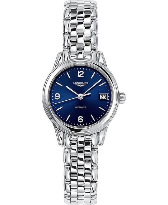 LONGINES Flagship L4.274.4.96.6 Automatic Watch 26mm