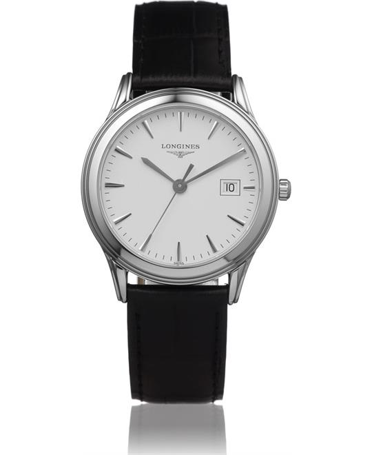 LONGINES Flagship L4.716.4.12.2 Unisex Watch 35.6mm