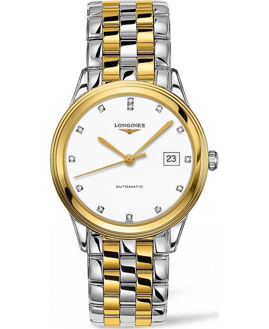 Longines FLAGSHIP L4.874.3.27.7 PVD AUTOMATIC 38MM