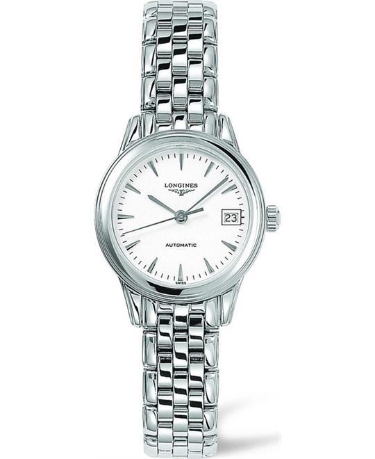 Longines Flagship L42744126 Automatic Watch 26mm
