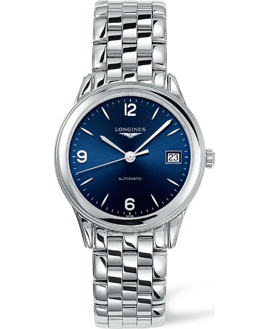 Longines Flagship L47744966 Automatic Watch 35.5mm