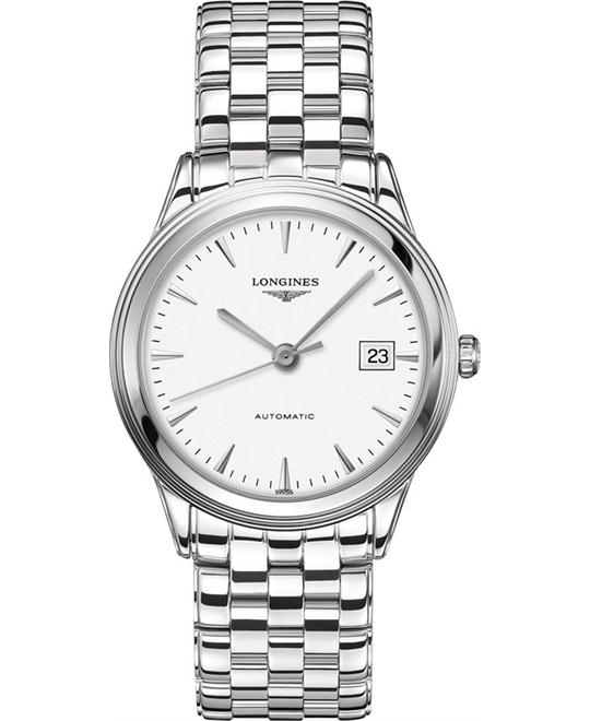 Longines Flagship L48744126 Automatic Watch 39mm