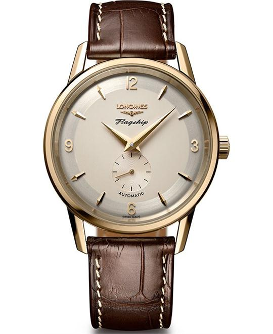 LONGINES Flagship Heritage L4.817.6.76.2 Watch 38,5 mm