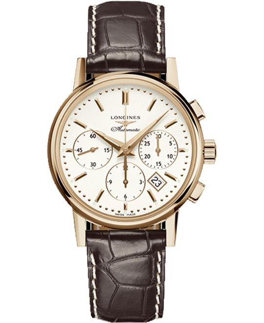 LONGINES HERITAGE L2.733.8.72.2 COLUMN-WHEEL 39mm