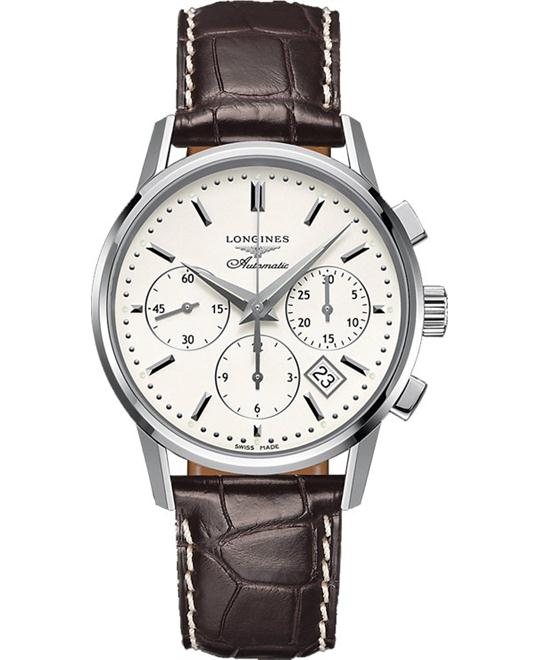 Longines Heritage L2.749.4.72.2 Automatic Watch 40mm