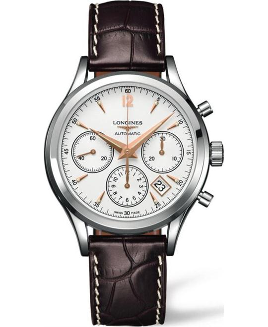 Longines Heritage L2.750.4.76.2 Chronograph Automatic 41mm
