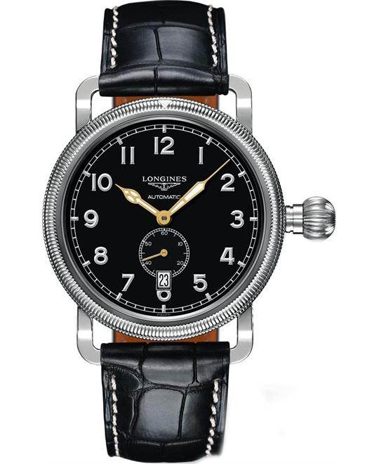 LONGINES L2.777.4.53.0 Heritage Avigation Watch 41mm