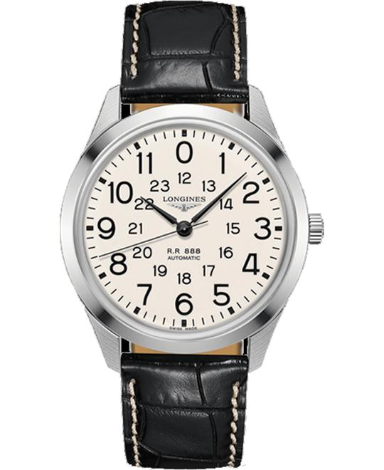 Longines Heritage L2.803.4.23.0 Classic Watch 40mm