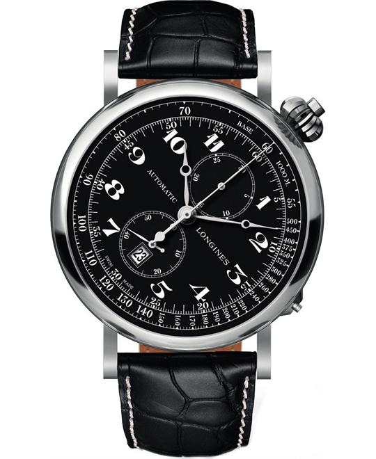 Longines Heritage L27794532 Avigation Watch 49mm