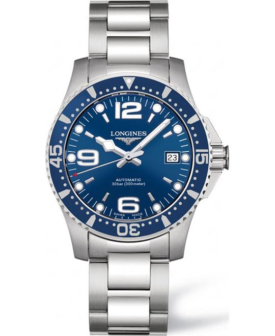 LONGINES HYDROCONQUEST L36414966 DIVING WATCH 39MM