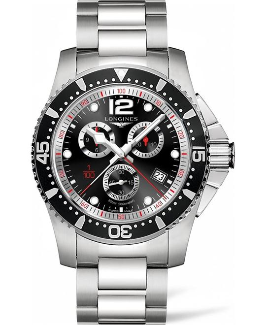 đồng hồ LONGINES L3.843.4.56.6 HydroConquest Watch 47mm