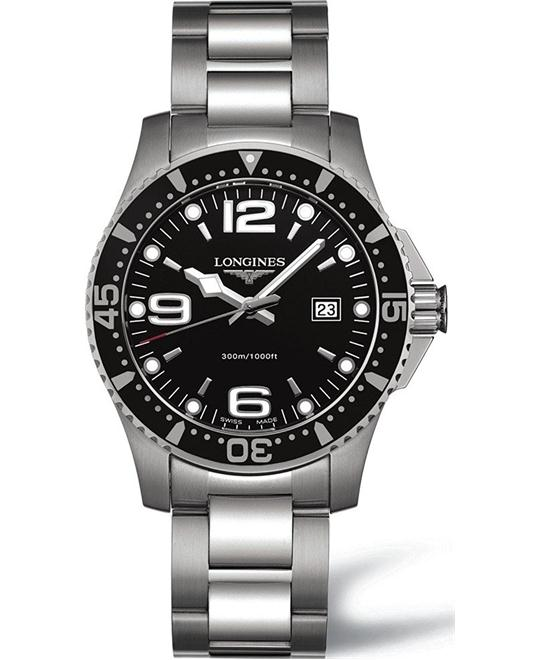 Longines HydroConquest L3.640.4.56.6 Watch 39mm