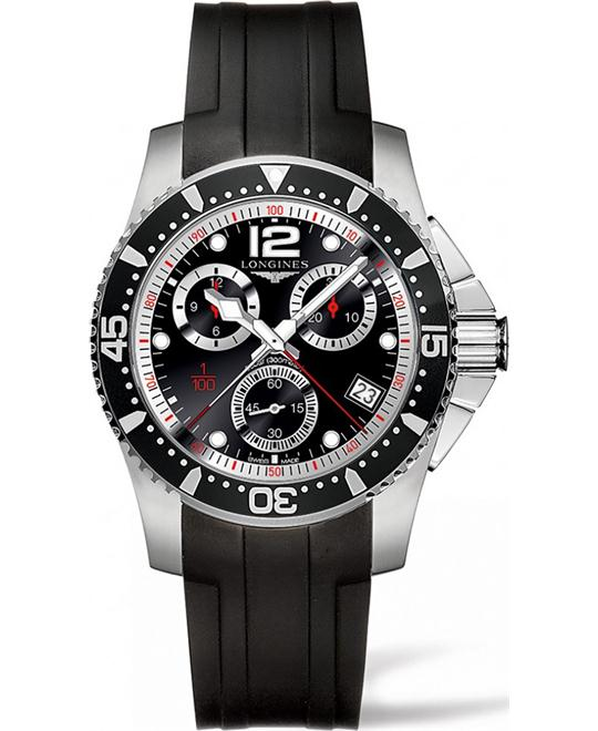 Longines HydroConquest L3.743.4.56.2 Chronograph 41mm