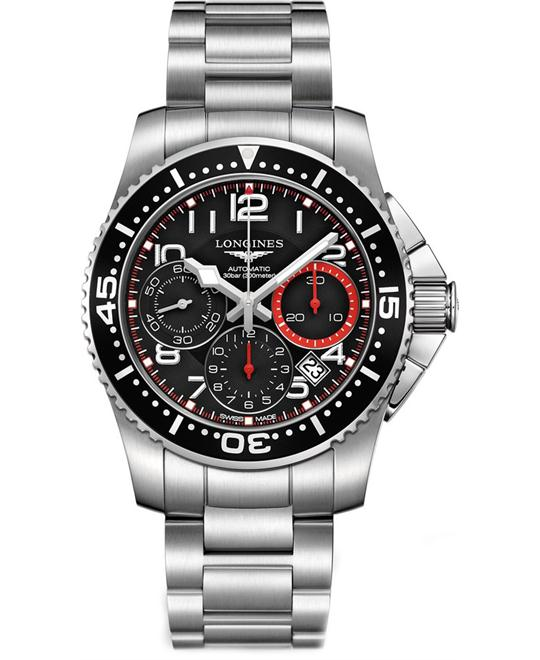 LONGINES L3.696.4.53.6 Hydroconquest Watch 41mm