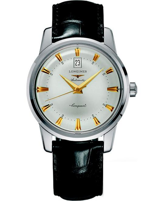 Longines L1.645.4.75.9 Conquest Heritage 40mm