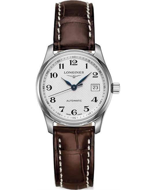 đồng hồ Longines L2.257.4.78.3 Master 29mm