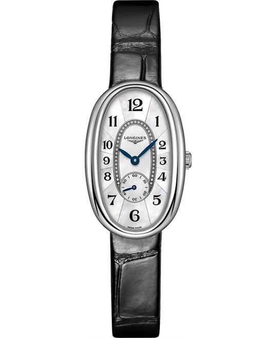 đồng hồ Longines L2.306.4.83.0 Symphonette 18.90x29.40mm