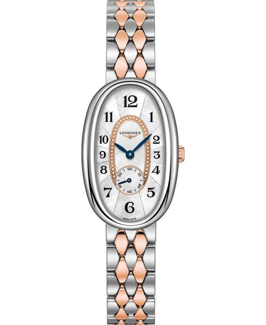 đồng hồ Longines L2.306.5.83.7 Symphonette 18.90x29.40mm